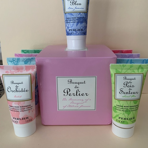 perlier Other - NEW ❤️❤️ 8-  Assorted Scents Perlier 8 Hand Creams